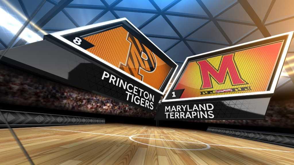 Maryland-Princeton