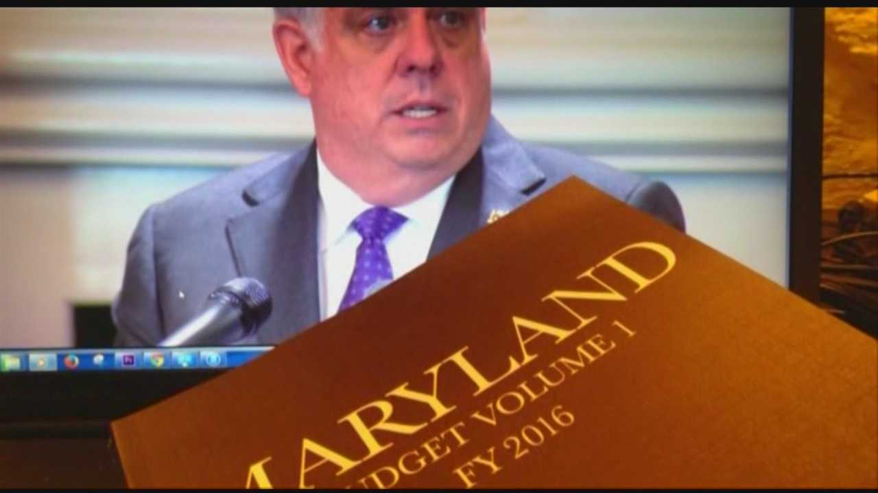 The Maryland Senate voted unanimously Thursday for the state's $40 billion budget.