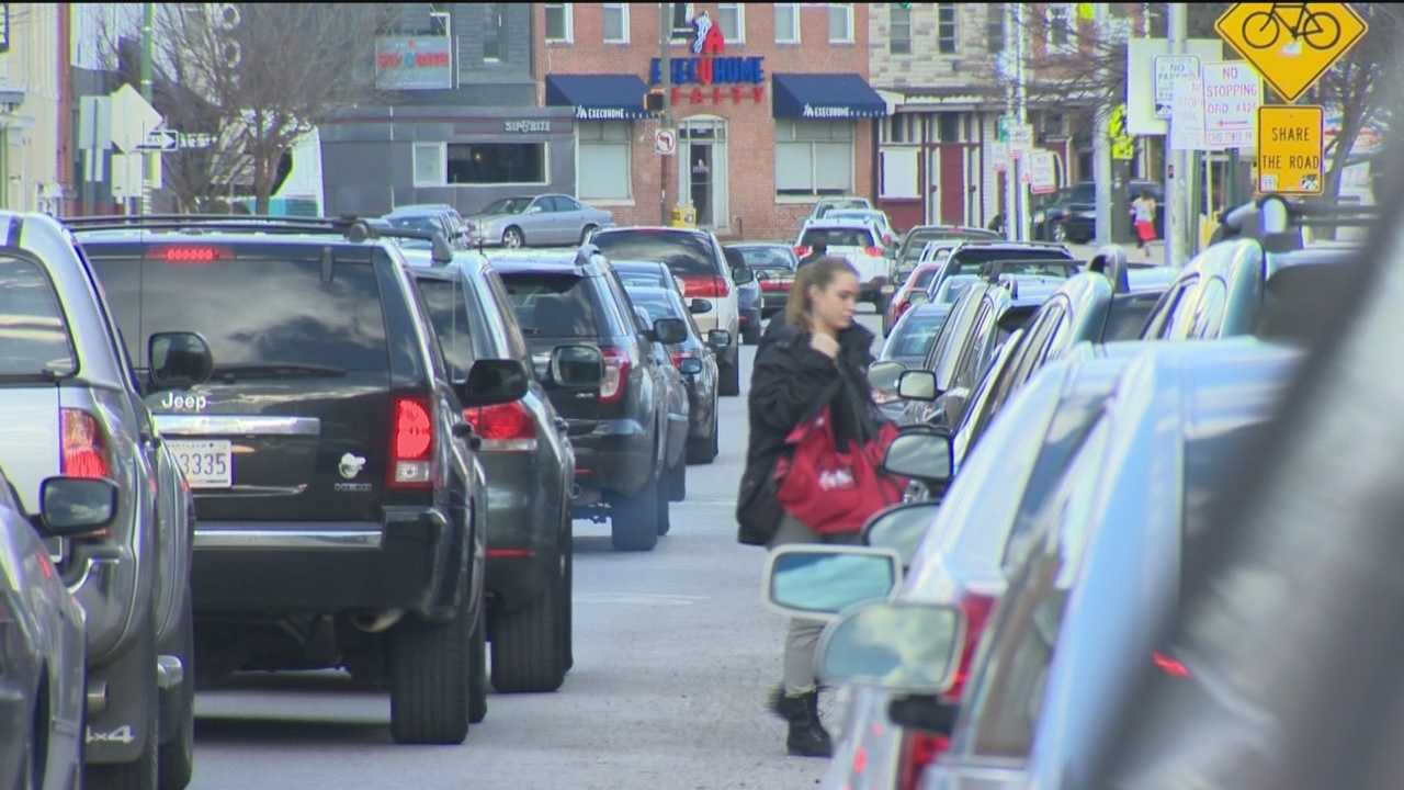 Some residents and workers in Fells Point are angry over a plan to ease traffic congestion on Aliceanna Street.
