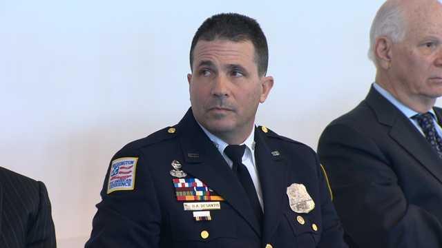 Officer Dorian DeSantis