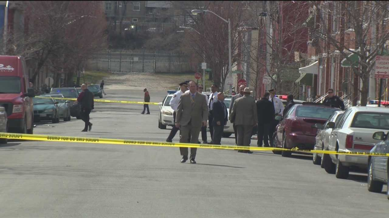 Police have increased patrols after two fatal shootings Saturday.