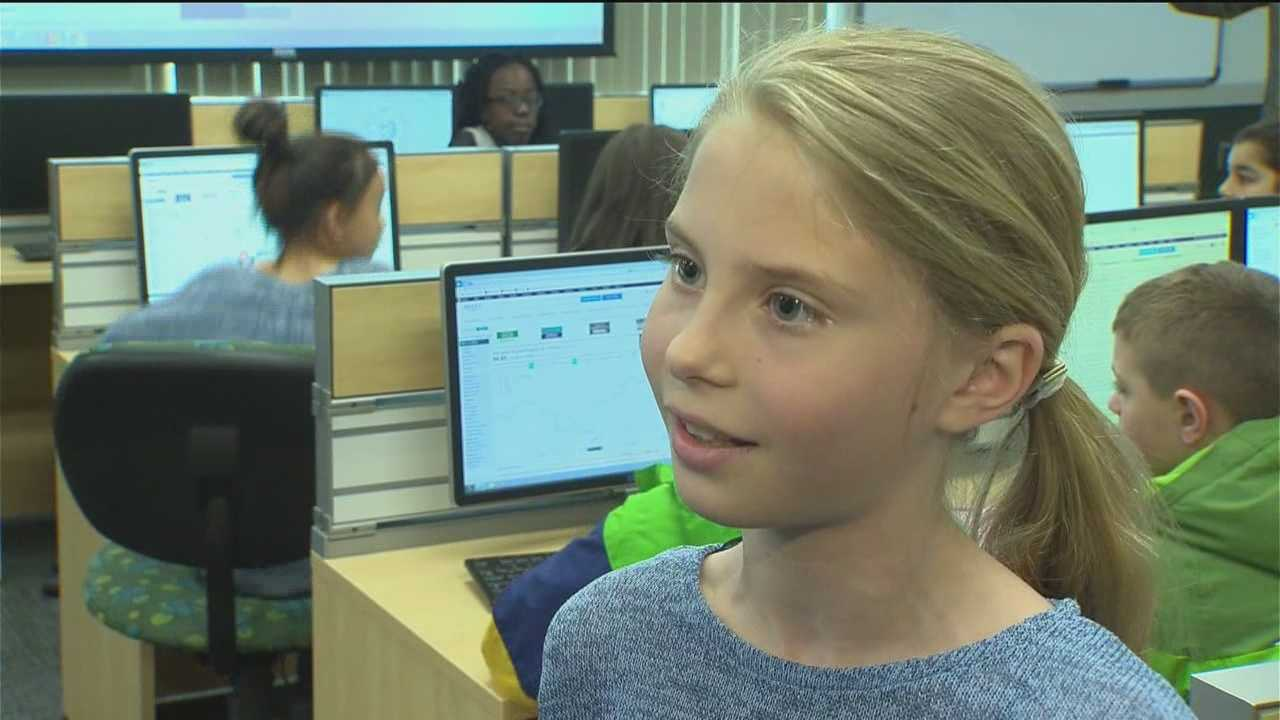 A Howard County fifth-grader has the financial savvy of someone more than twice her age. Tim Tooten explains how she learned her skills.