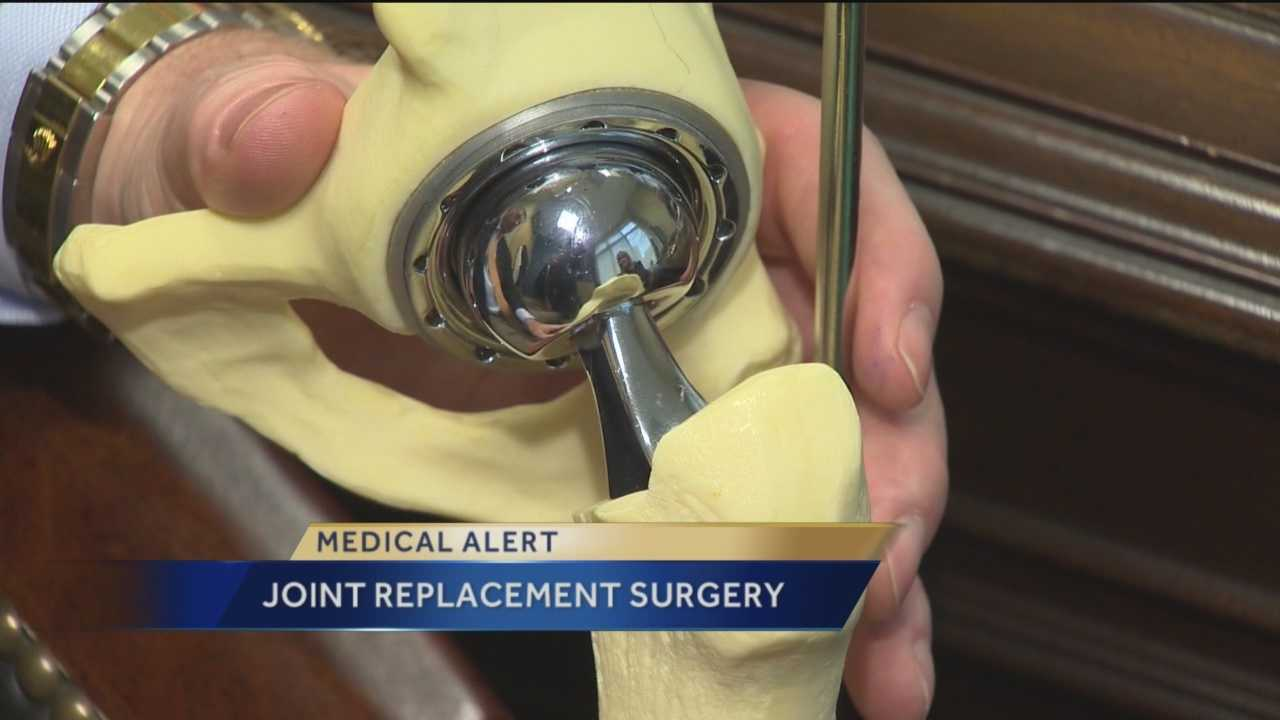 Studies show joint replacement can relieve pain and increase mobility in about 90 percent of patients.