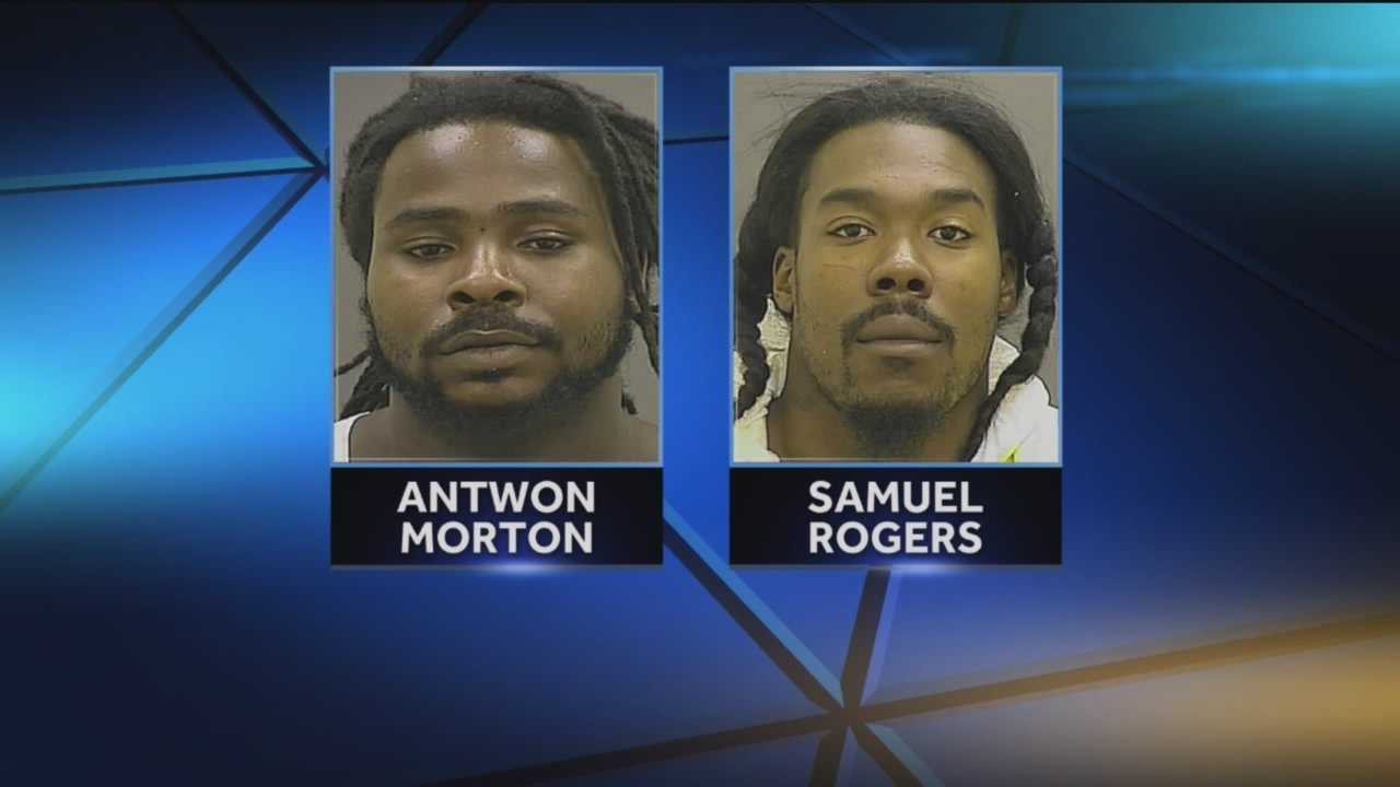 Baltimore prosecutors drop murder charges against two men in a September 2014 killing.