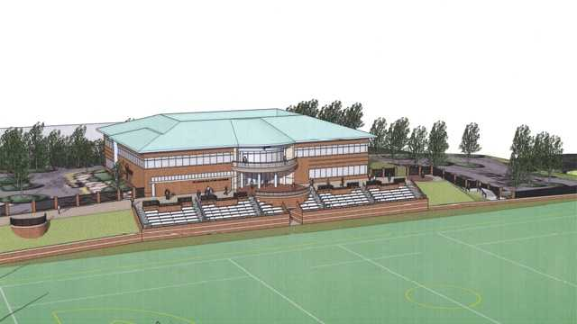 The new national lacrosse center will be located at York Road and Loveton Circle in Sparks.