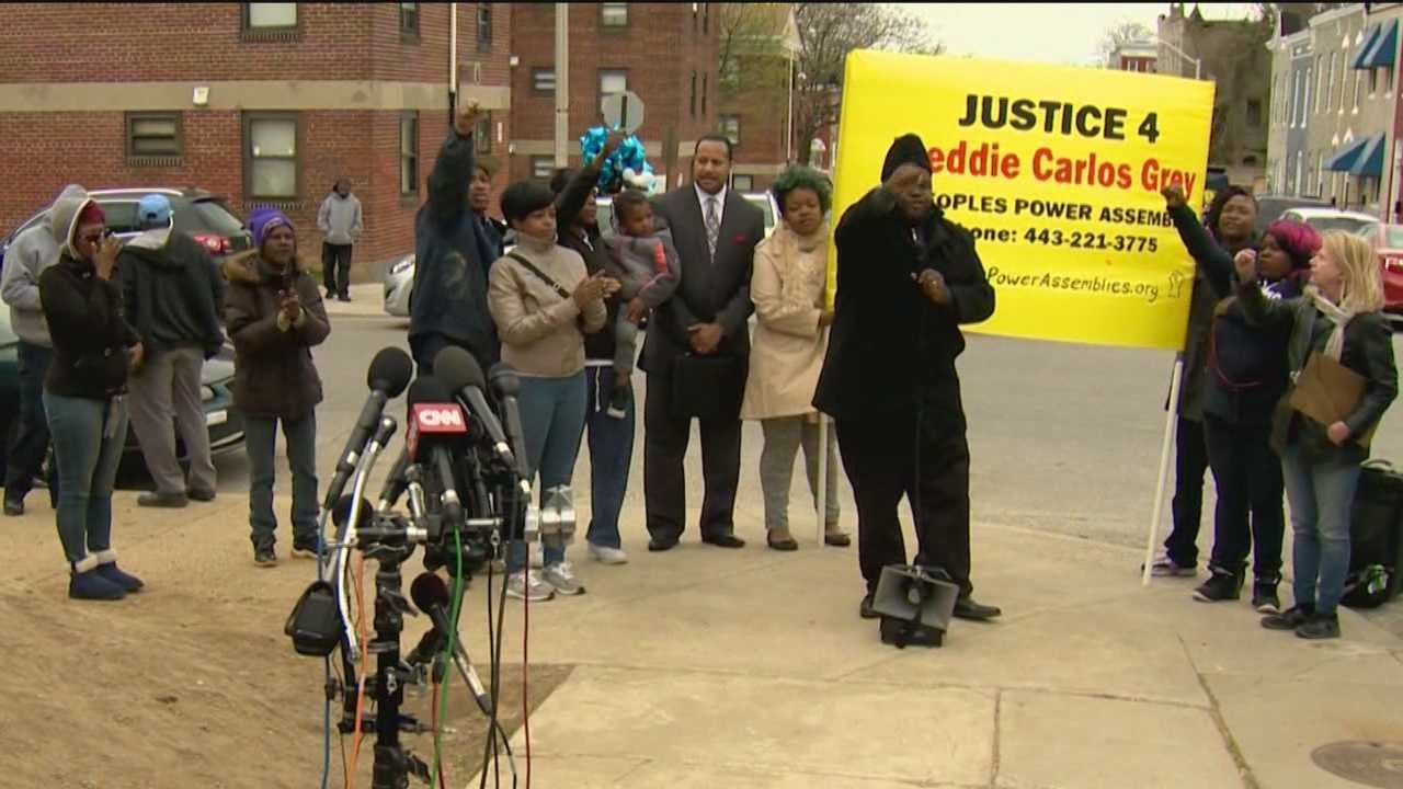 Civil rights leaders are bringing in a former Philadelphia police officer to conduct an independent investigation into Freddie Gray's death.