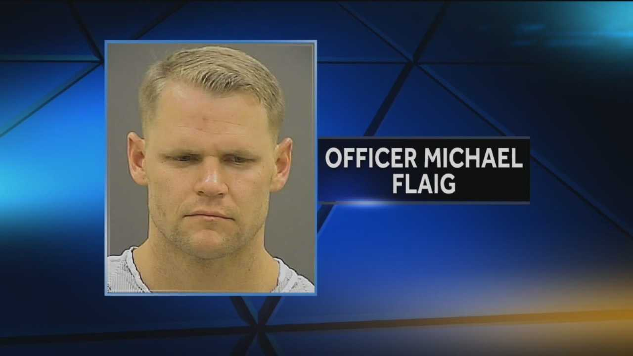 Police: AA Co. officer bites man's testicles