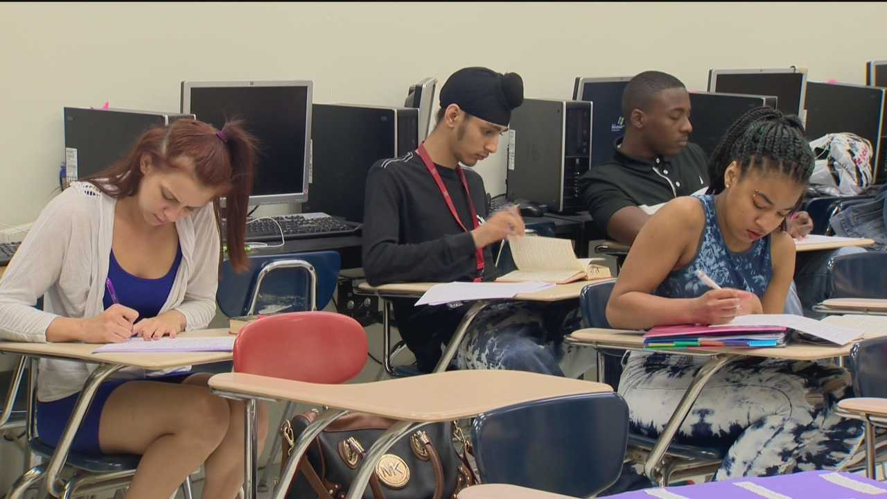 Tens of thousands of high school students are contemplating their options after graduation.