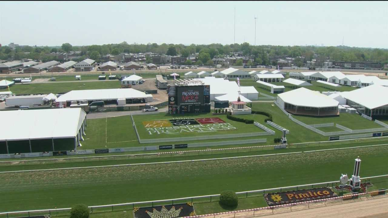 Some wonder whether recent unrest and violence in Baltimore will deter visitors from attending the Preakness.