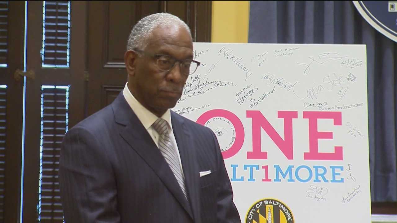 Mayor Stephanie Rawlings-Blake introduced Wednesday the head of a new campaign to funnel more resources into jobs and opportunities for young people.