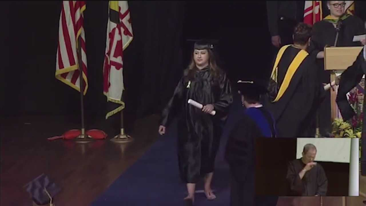 Howard Community College is about to make graduation history.