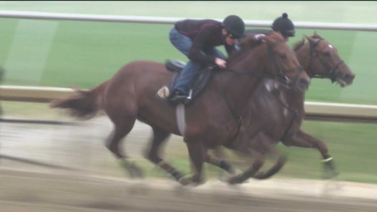 Saturday is a big day for a local jockey who will be riding in his first Preakness, and for 20-year-old Trevor McCarthy, it will be a memorable ride for more than just the race itself. It's also his 21st birthday.