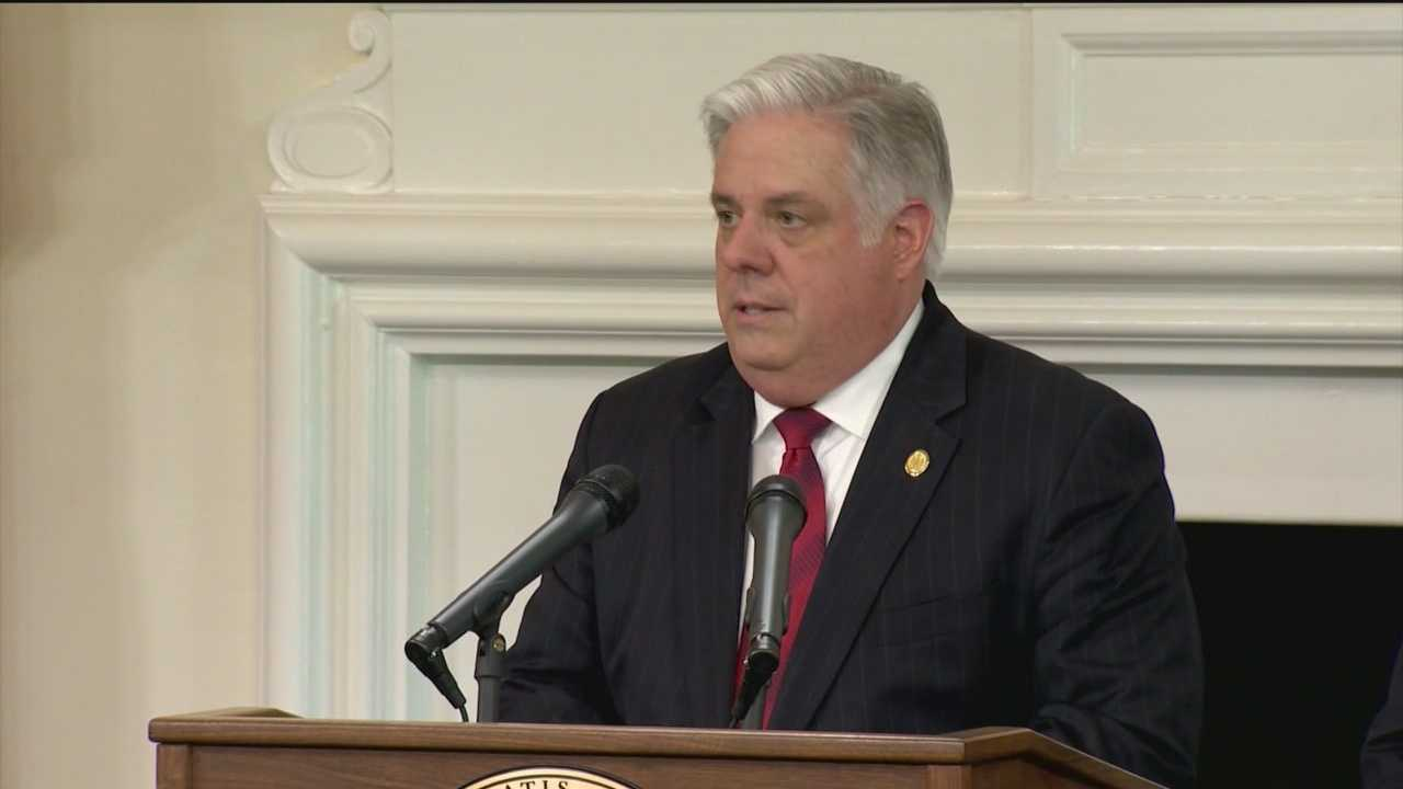 Gov. Larry Hogan said he will not release an additional $68 million in education money.