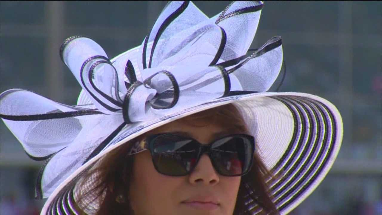 Preakness eve is the one day all year that Pimlico rolls out a pink starting gate. Black-Eyed Susan Day is all about the ladies on and off the track.