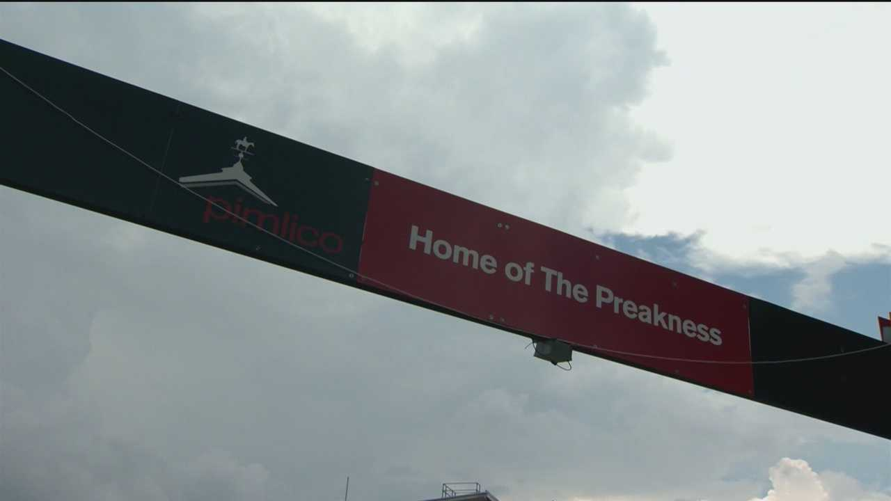 The Maryland Jockey Club is considering a change that could take the Preakness out of Baltimore and into Laurel.