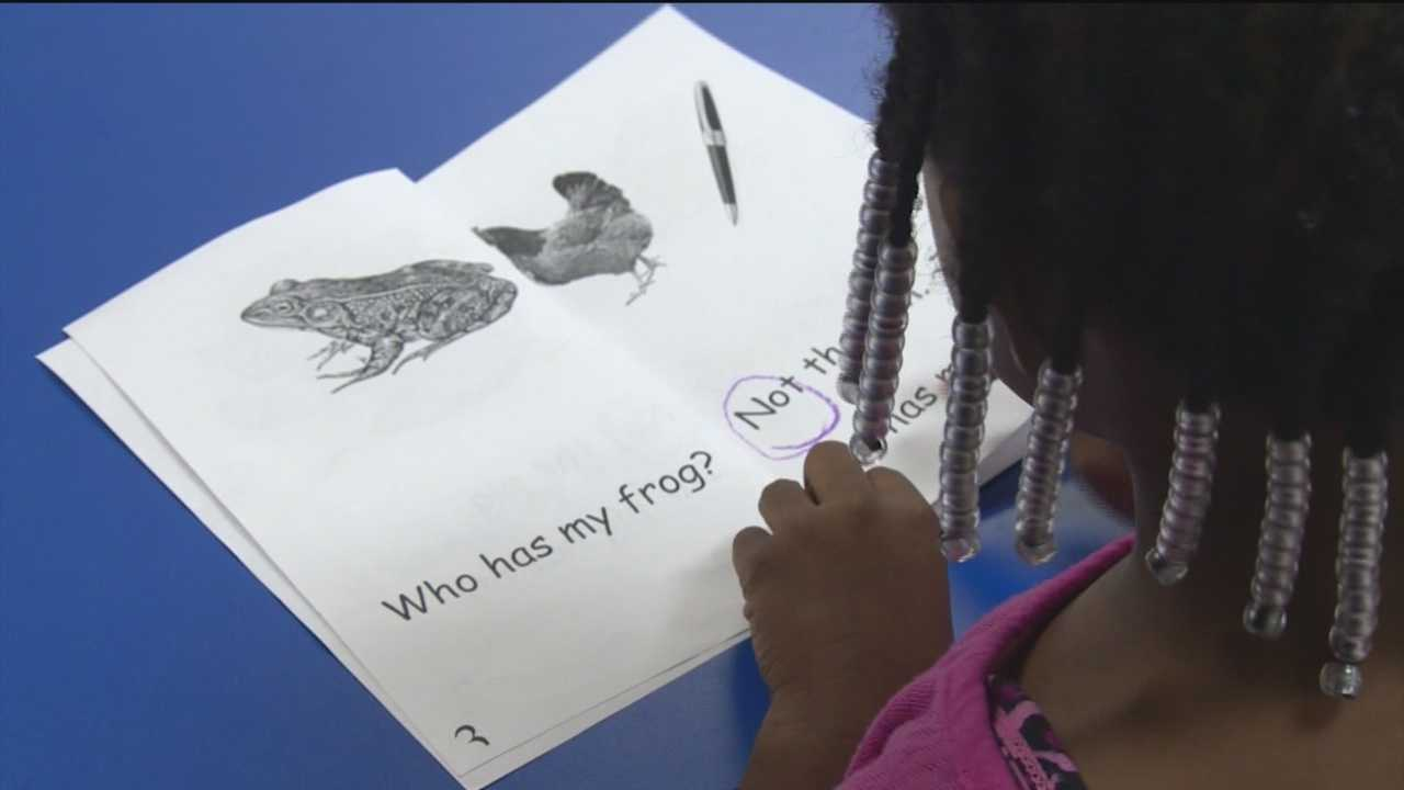 A new report released Tuesday shows that fewer than half of Maryland's 5-year-olds are fully prepared for kindergarten.