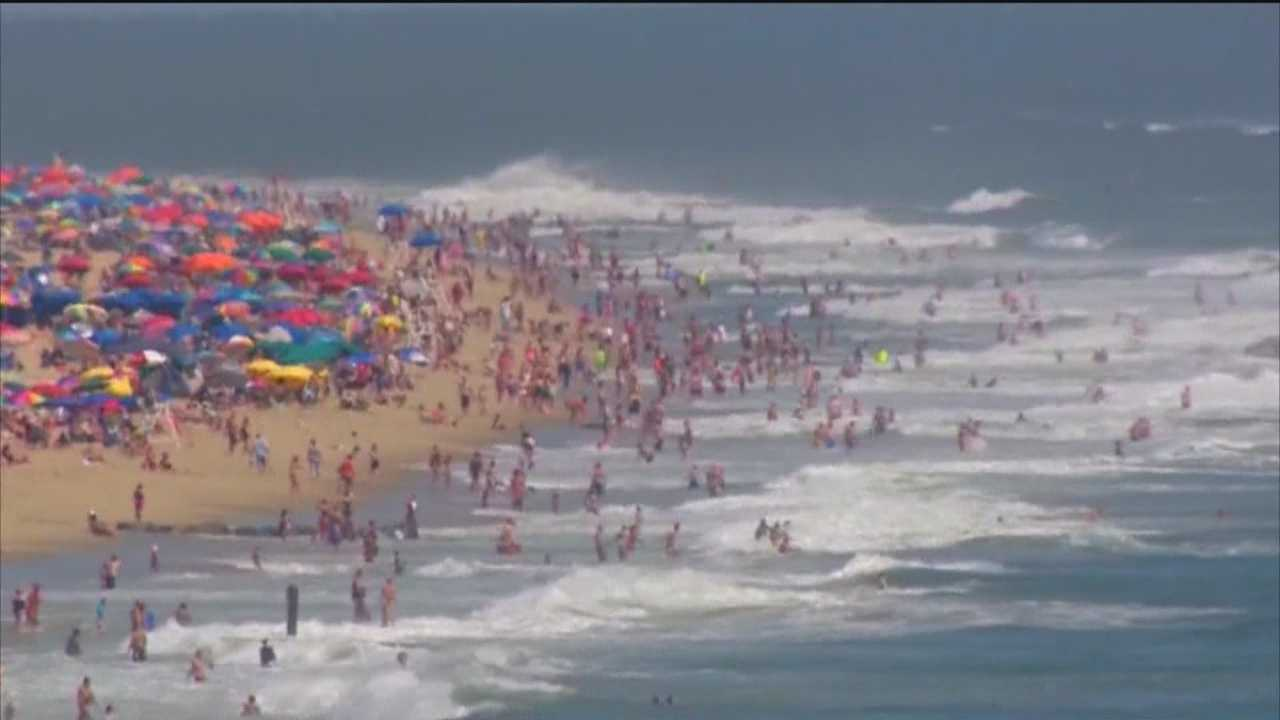 As many as 800,000 Marylanders are expected to head out of town for Memorial Day weekend.
