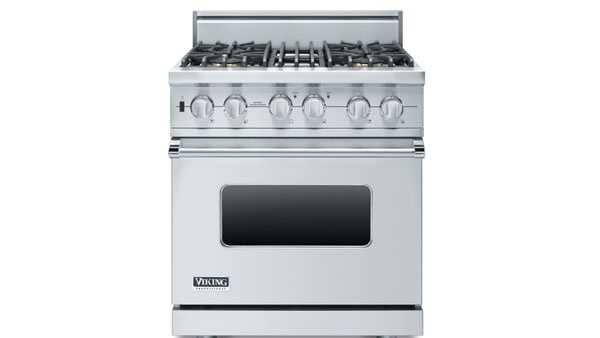 Viking Range freestanding gas ranges
