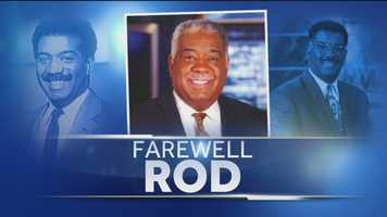 After more than 30 years on the air at WBAL-TV 11, Rod Daniels signs off for the last time.