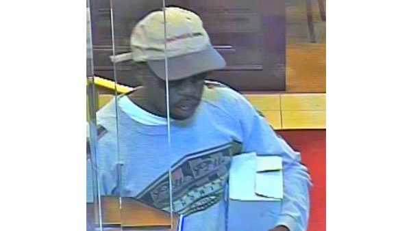 Capital One Bank robber