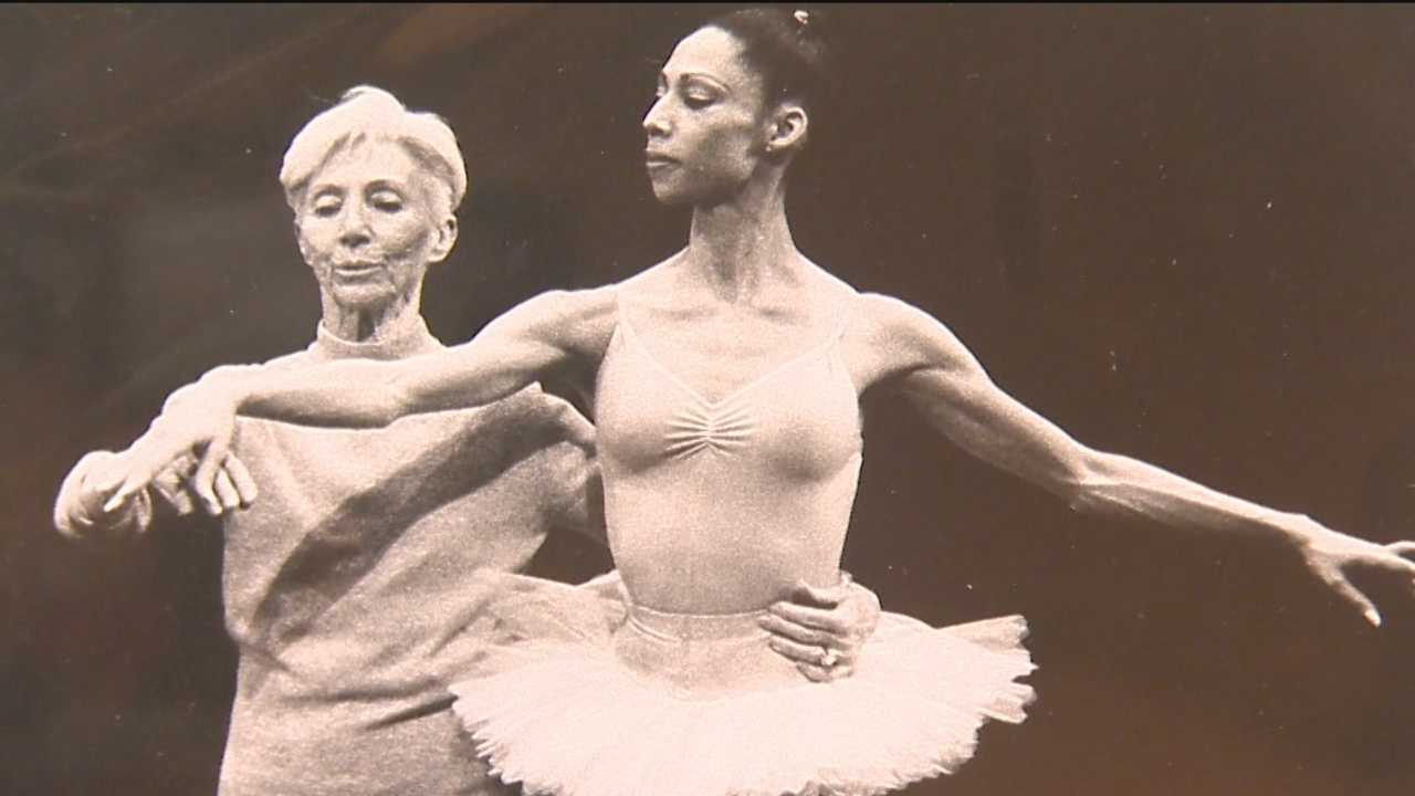 A new exhibit at the Reginald F. Lewis Museum in downtown Baltimore highlights the man who broke down barriers in the world of ballet for the African-American community.