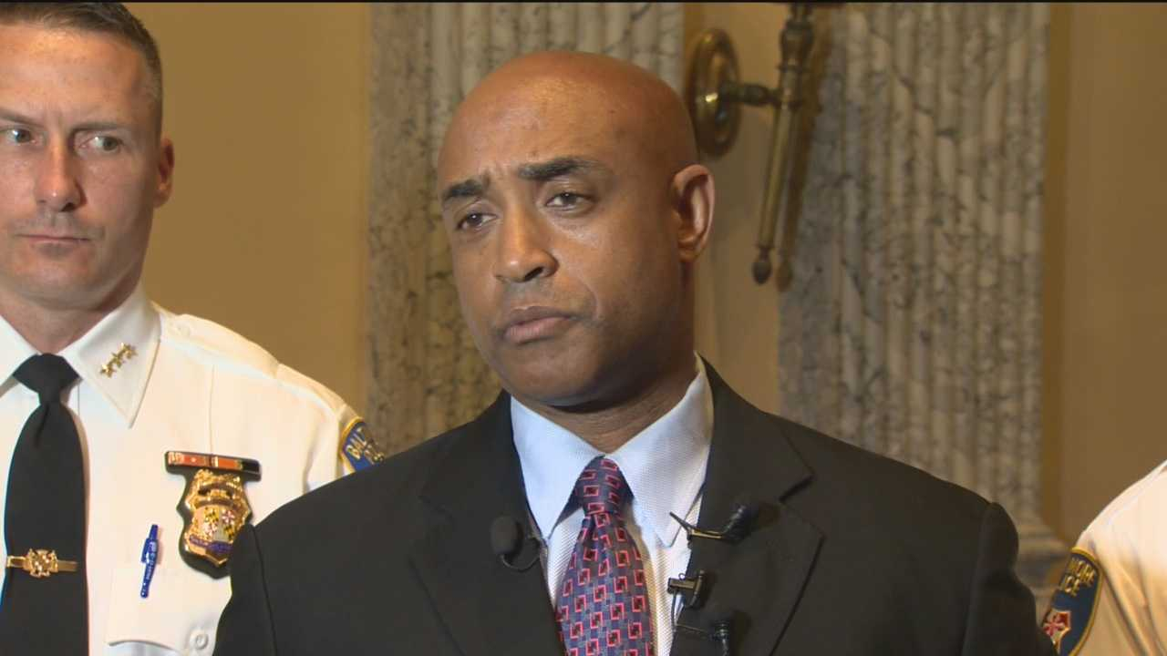 Baltimore Police Commissioner Anthony Batts apologizes to officers over training that the department could have provided during the riots. And, attorneys for the officers charged in the death of Freddie Gray seek to move the trial out of Baltimore City.