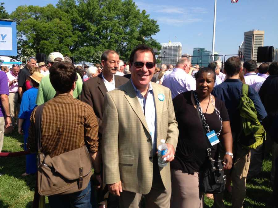 Baltimore County Executive Kevin Kamenetz