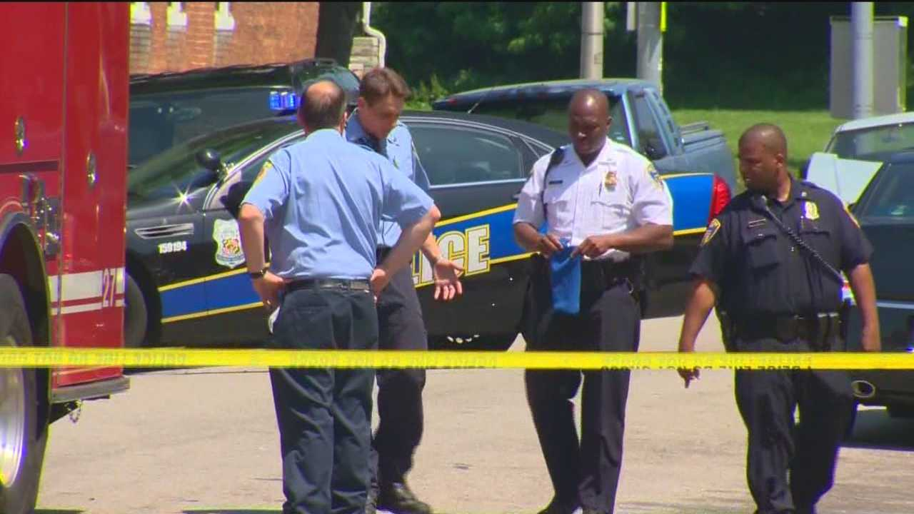 Baltimore City leaders voice concerns about an increase in violence. The mayor says police are working to reduce the number of homicides.
