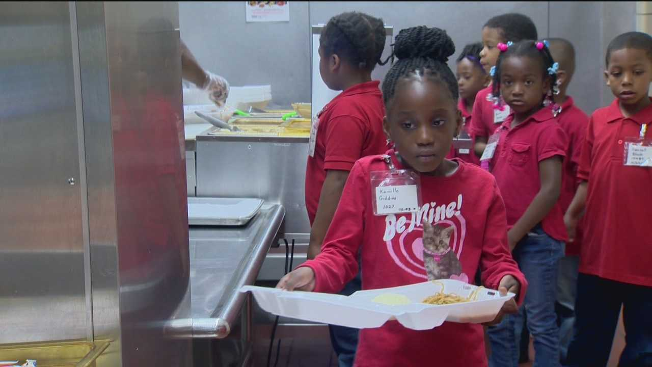 Some Maryland schools eligible to participate in the Community Eligibility Program will offer to all students free breakfasts and lunches.