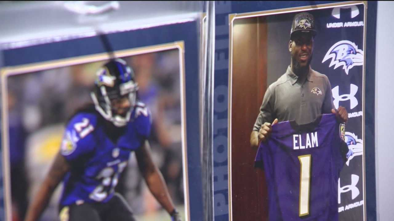 The No. 1 Ravens fan in your life might fly the coup Saturday because if it's purple, it'll be priced to sell at M&T Bank Stadium.
