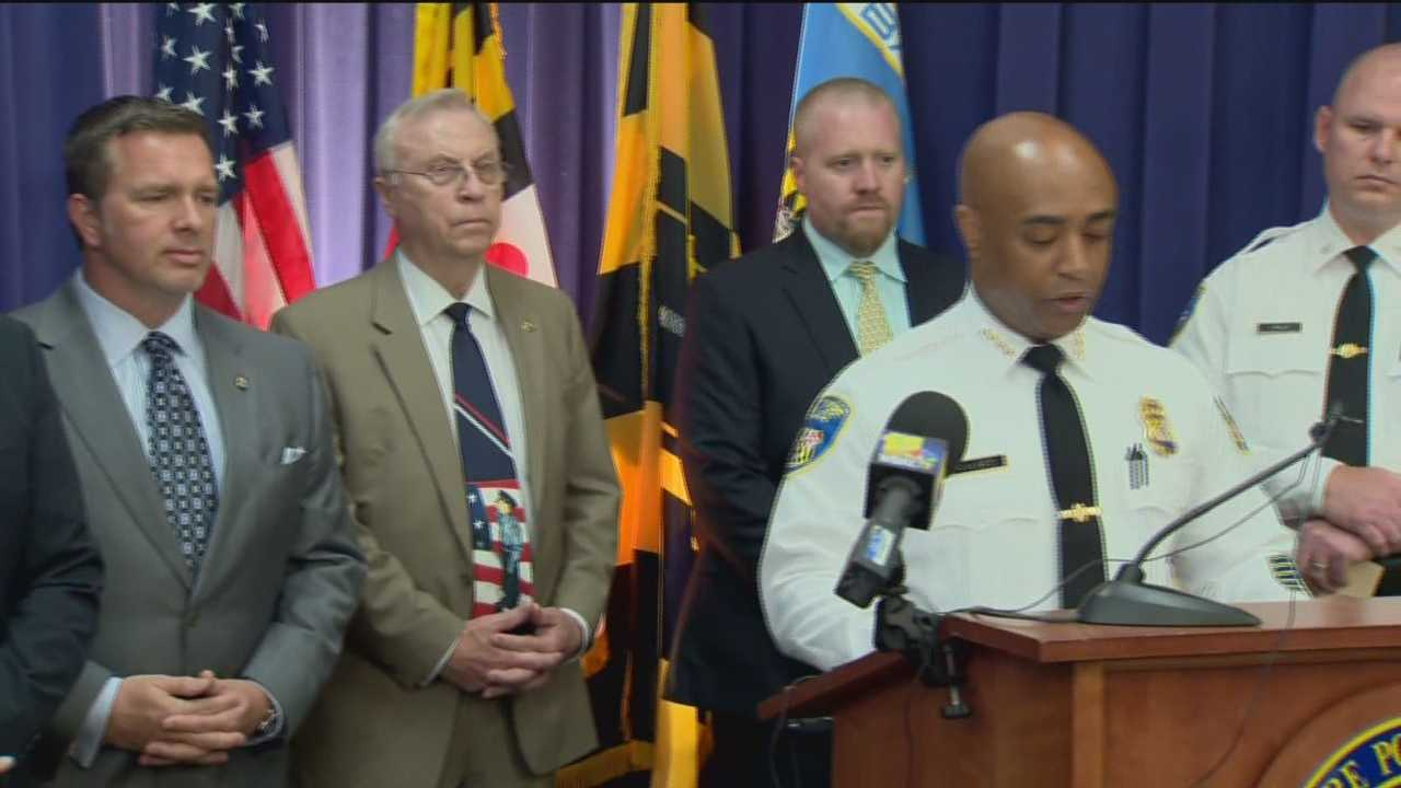 An investigation yields the indictment of 11 men and the confiscation of several weapons from the streets believed to be used during the recent spike in Baltimore crime, authorities said.