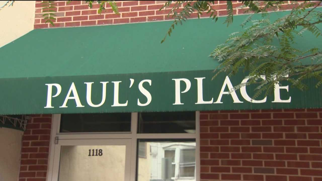 Paul's Place in Pigtown hosts a men-only group where any topic is up for discussion.