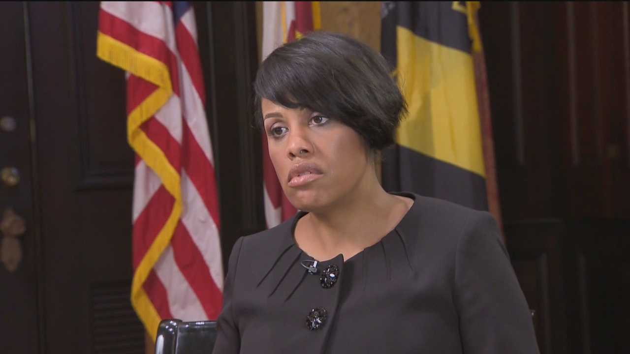 Baltimore Mayor Stephanie Rawlings-Blake, who is a vice-president of the United States Conference of Mayors, will be among those attending, but this time she'll attend with a new distinction and major firsts.