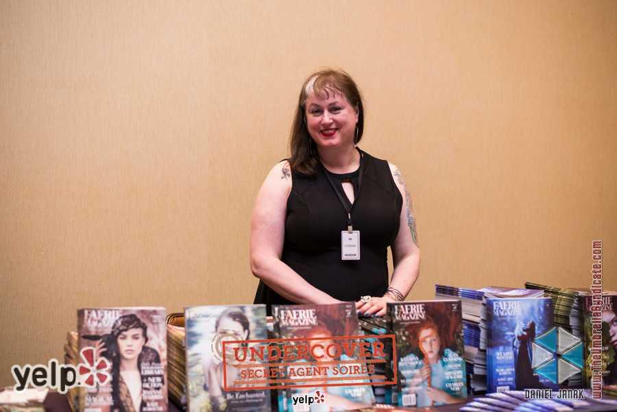 """Yelp UNDERCOVER: Secret Agent Soirée at Horseshoe Casino"" - Faerie Magazine"