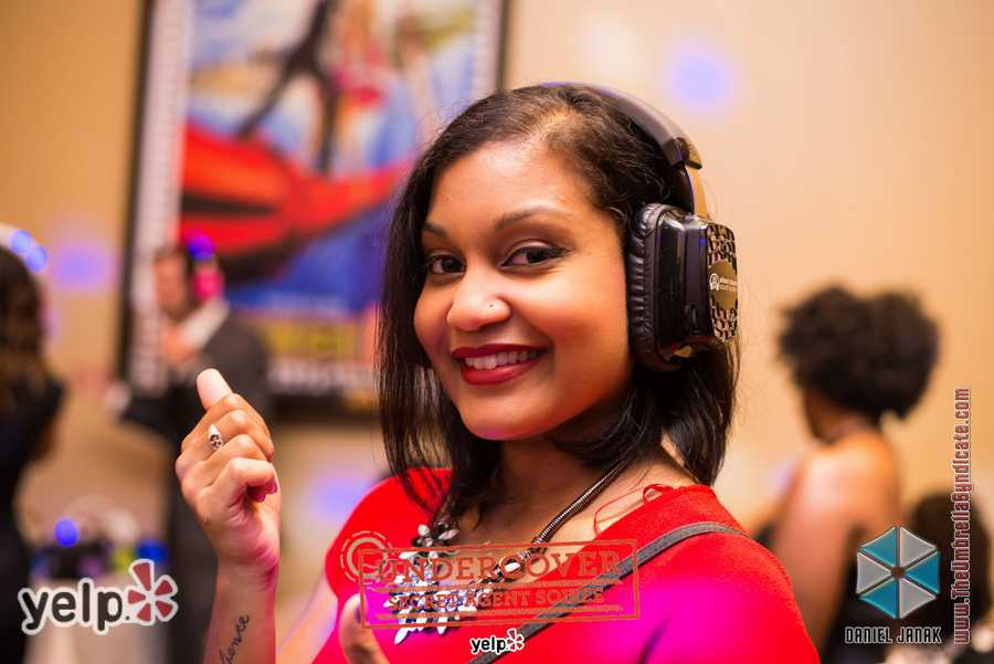 """Yelp UNDERCOVER: Secret Agent Soirée at Horseshoe Casino"" - Silent Disco by Silent Storm"
