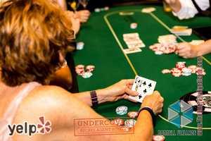"""Yelp UNDERCOVER: Secret Agent Soirée at Horseshoe Casino"" - Horseshoe Casino taught Yelpers a few new skills!"