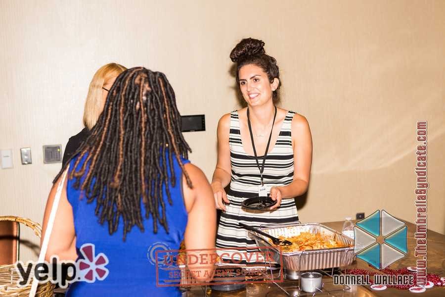 """Yelp UNDERCOVER: Secret Agent Soirée at Horseshoe Casino"" - Mother's Federal Hill Grille"