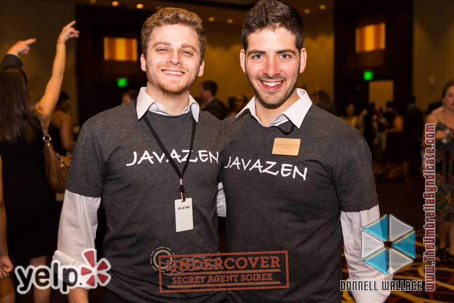 """Yelp UNDERCOVER: Secret Agent Soirée at Horseshoe Casino"" - Javazen"
