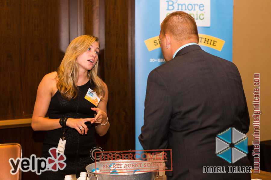 """Yelp UNDERCOVER: Secret Agent Soirée at Horseshoe Casino"" - B'More Organic"