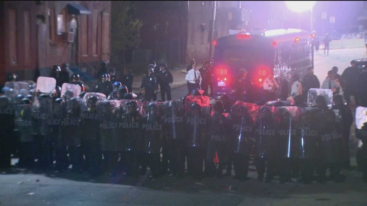 The Maryland Historical Society is seeking photos and video from the April riots in Baltimore.
