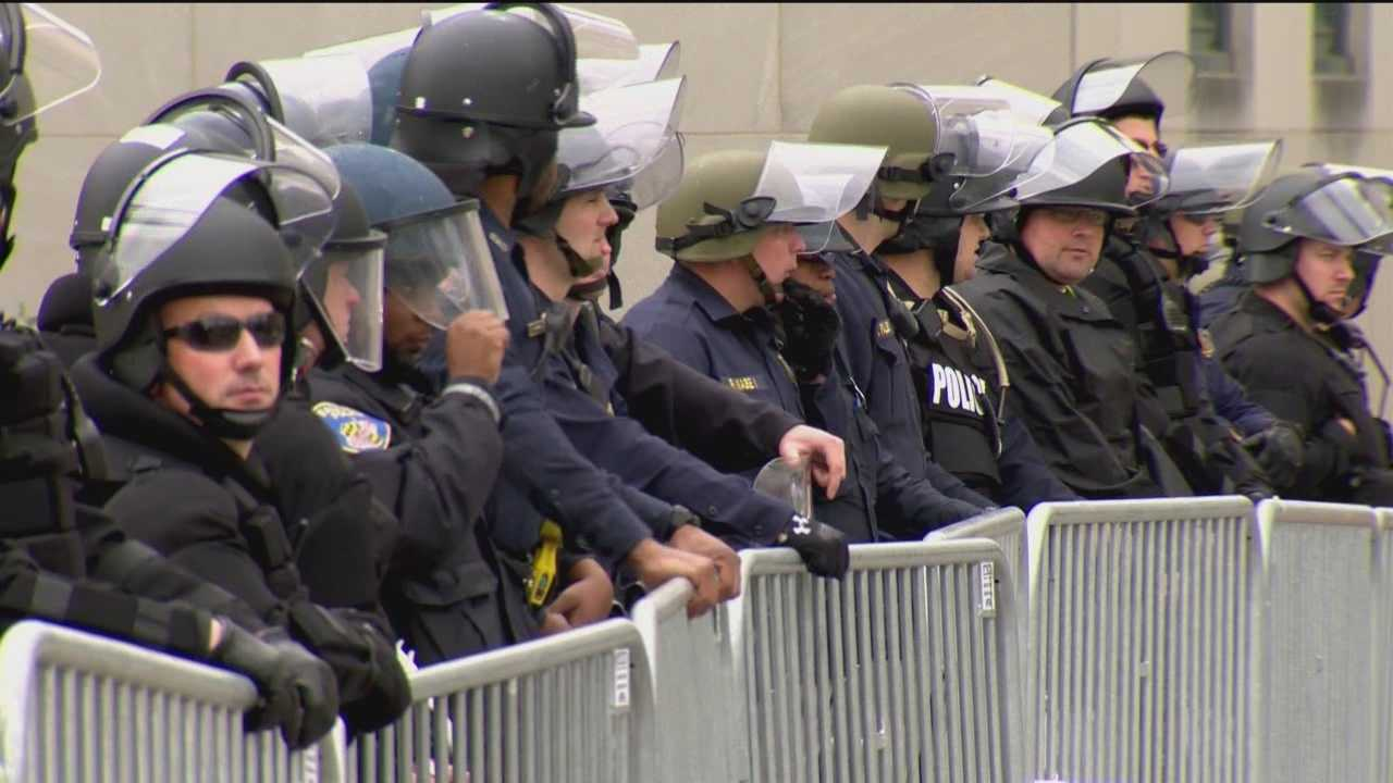 The WBAL-TV 11 News I-Team is getting a better idea of how Gov. Larry Hogan intends to divvy up state money for riot expenses incurred during the civil unrest in Baltimore in April.