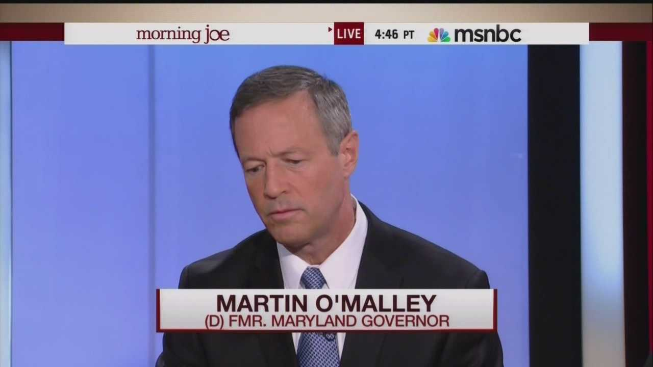 "The former Maryland governor wants potential voters to know about his gun control record, but one political analyst said the way O'Malley did it Friday is ""unpresidential."""