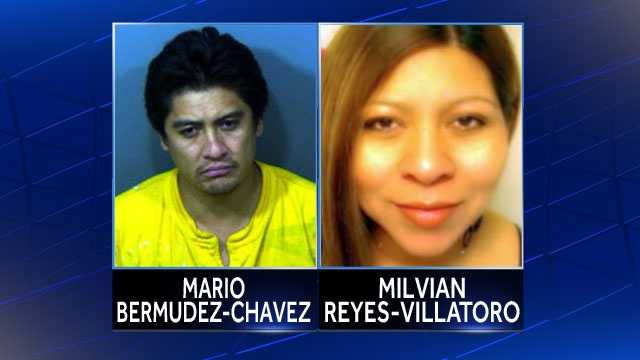 Mario Bermudez-Chavez, Milvian Reyes-Villatoro