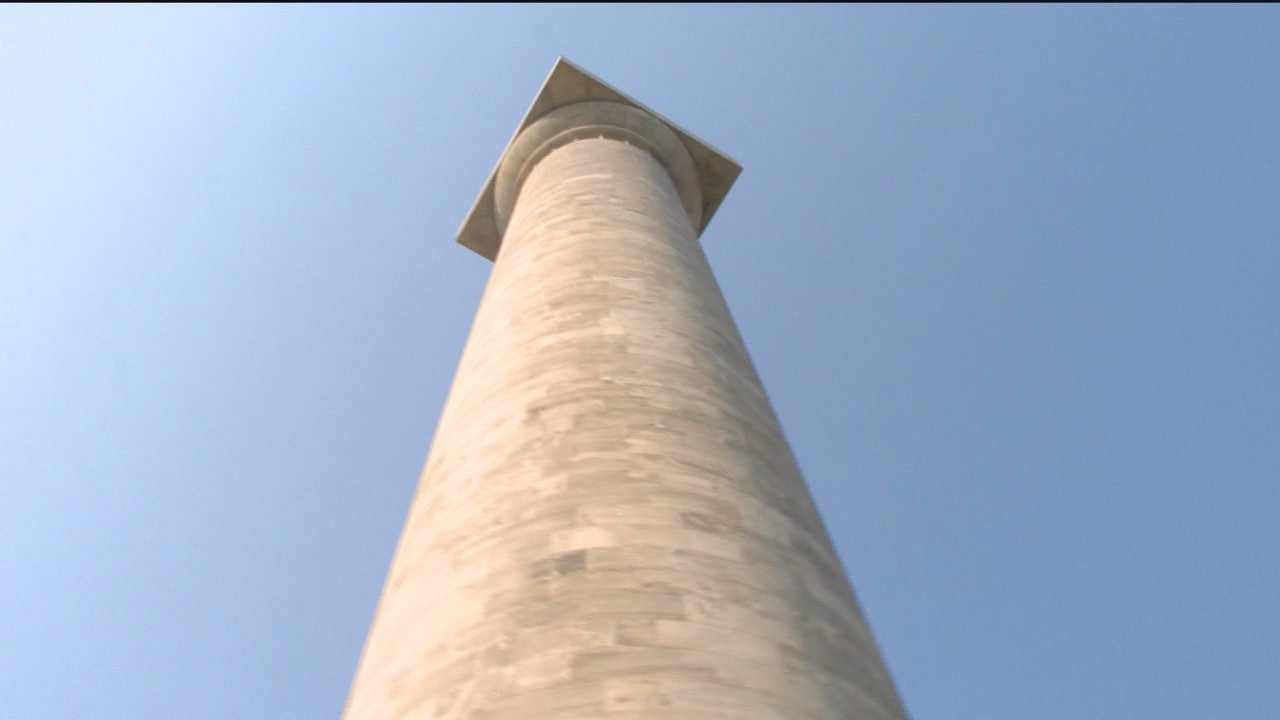 In honor of the monument's 200th birthday and the Fourth of July, visitors can check it out for free.