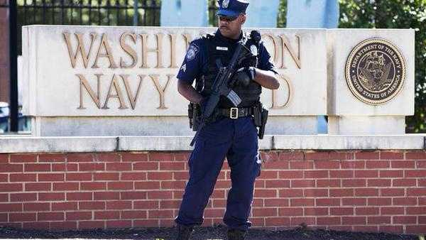 Navy Yard incident