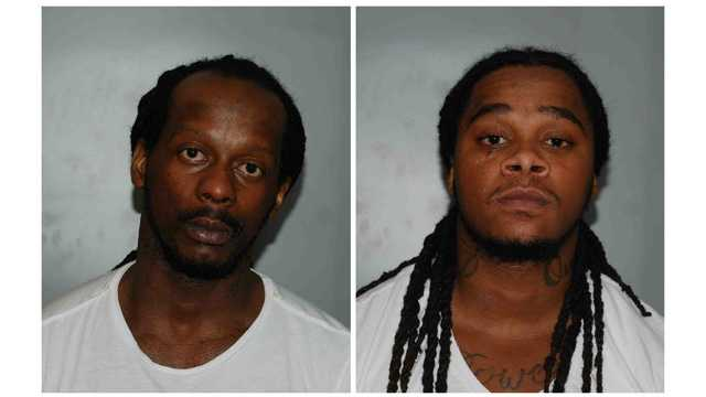 Milton Colbert and Johnelle Downs are suspected in the June 13. 2015 shooting of a 26-year-old man