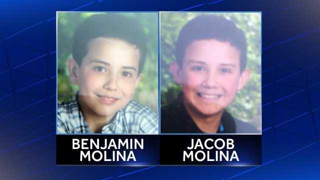 Benjamin Molina, Jacob Molina