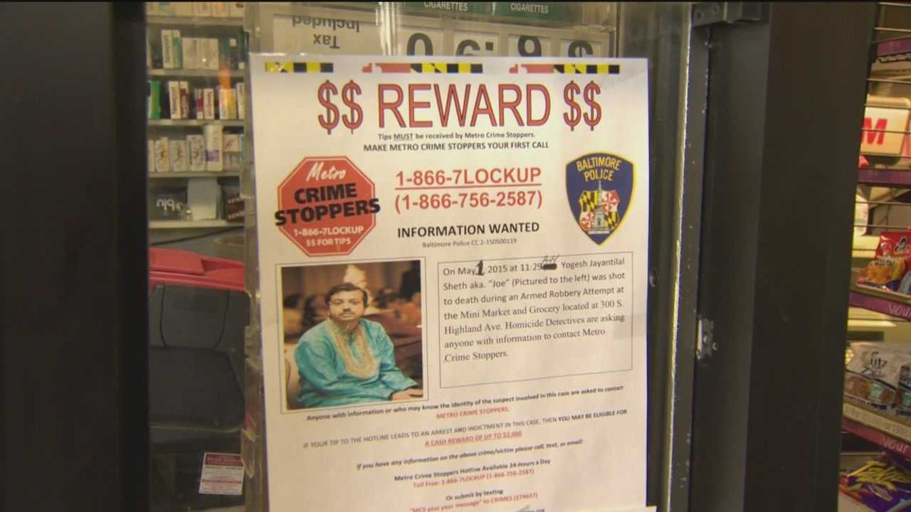 "Friends and family gathered to honor ""Mr. Joe,"" a longtime store clerk in Highlandtown who was murdered earlier this year."