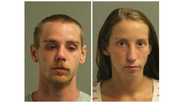 Cody Wolford and Christina Justice, of no fixed address, were charged with leaving their 8-month-old alone in a Brooklyn Park apartment while they went to a nearby store.