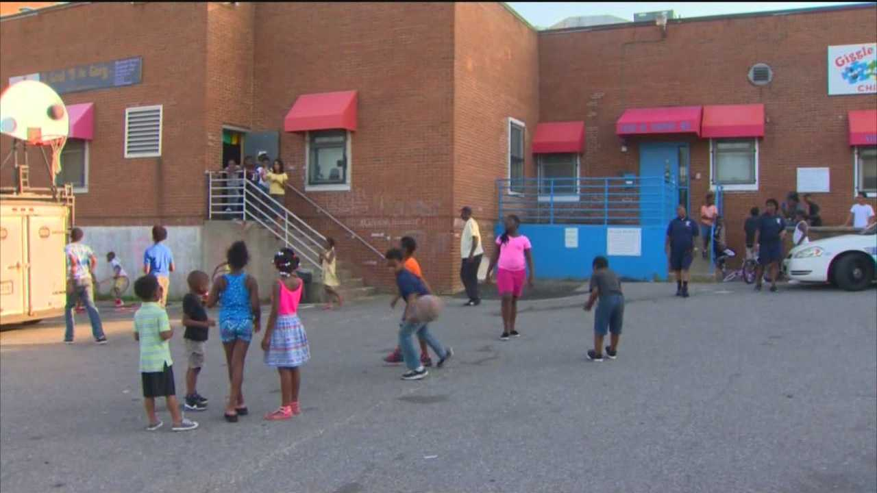 One organization is seeking help maintaining a Kids Safe Zone in west Baltimore.